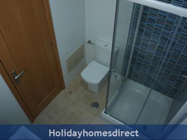 Apartment 211 Quinta Das Palmeiras: Apartments Algarve Rent Bathroom