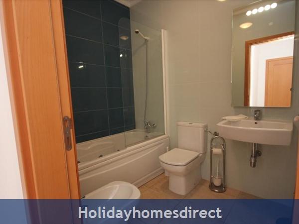 Apartment 211 Quinta Das Palmeiras: Apartments Algarve Rent Ensuite