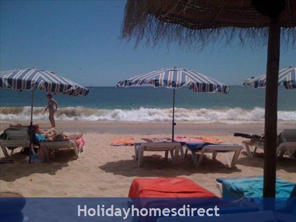 Apartment 211 Quinta Das Palmeiras: Apartments Algarve Rent Dona Ana Beach 2