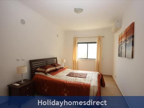 Apartment 211 Quinta Das Palmeiras: Apartments Algarve Rent Bed 1