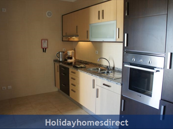 Apartment 211 Quinta Das Palmeiras: Apartments Algarve Rent kitchen