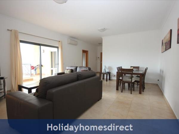 Apartment 211 Quinta Das Palmeiras: Apartments Algarve Rent lounge 3
