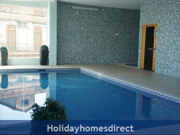 Apartment 211 Quinta Das Palmeiras: Apartments Algarve Rent indoor pool