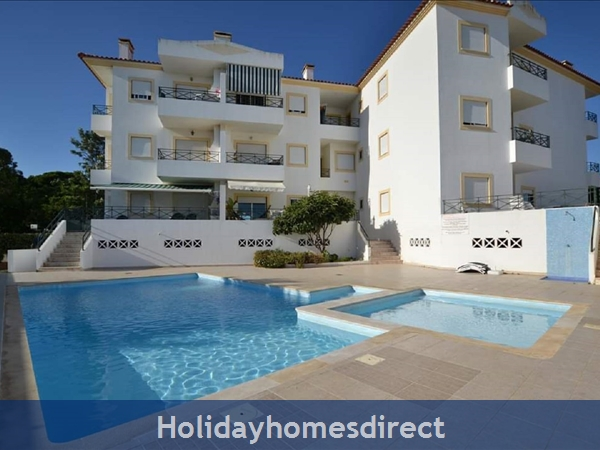 Apartamentos Roja Sol, Olhos de Agua, Albufeira, 1 Bedroom Apartment & AC, Pool, Walking Distance Beach, Restaurants, Bars, Supermarket (26179/AL)