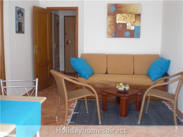 Apartamentos Roja Sol, Olhos De Agua, Albufeira, 1 Bedroom Apartment & Ac, Pool, Walking Distance Beach, Restaurants, Bars, Supermarket (26179/al): Image 3