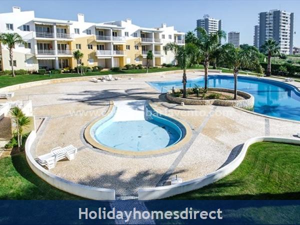 Vila Da Praia - Alvor: 2 x Pools