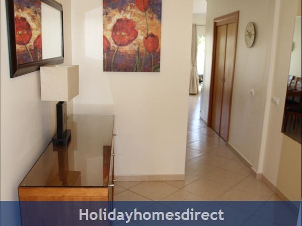 Vila Da Praia - Alvor: Apartment entrance