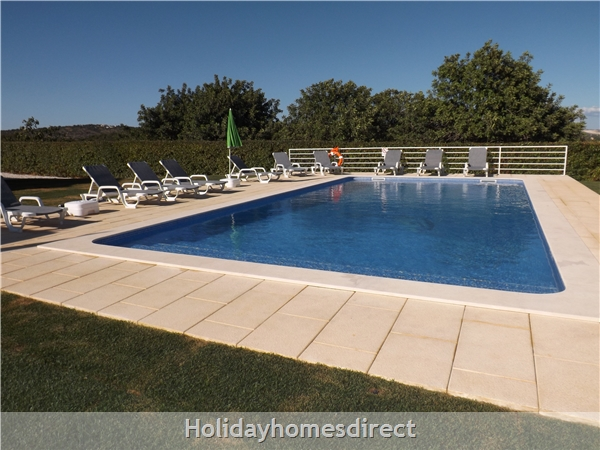 Villa Estrelamar With 4 Bedrooms, Ac, Private Pool And Garden, Near Vilamoura - Free Airport Transfer, Portugal