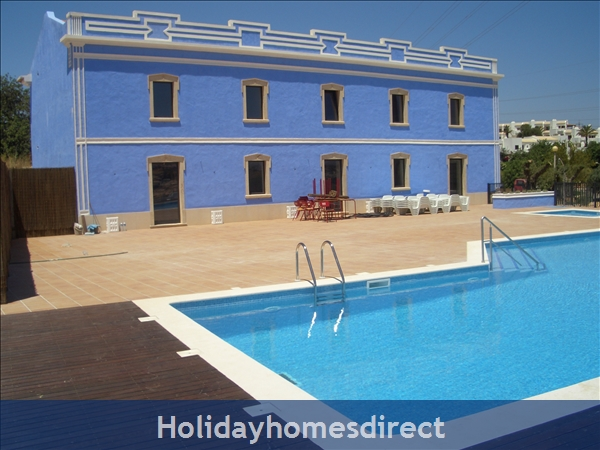 Club Albufeira Resort - Casa Katie: New pool beside Casa Azul restaurant