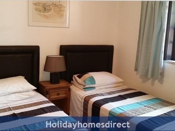 Club Albufeira Resort - Casa Katie: Twin bedroom