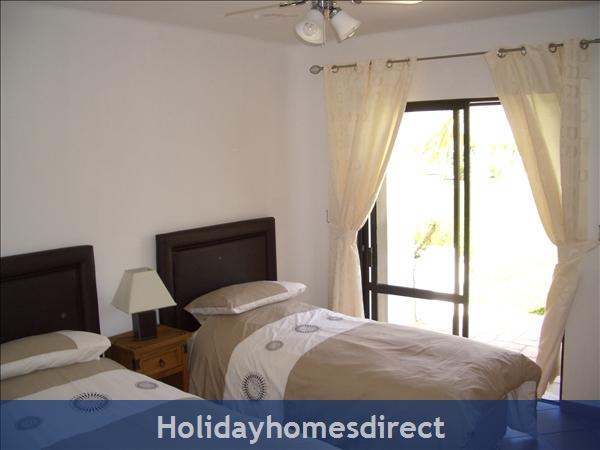 Club Albufiera Resort - Casa Sophie: En suite bedroom leading onto patio area