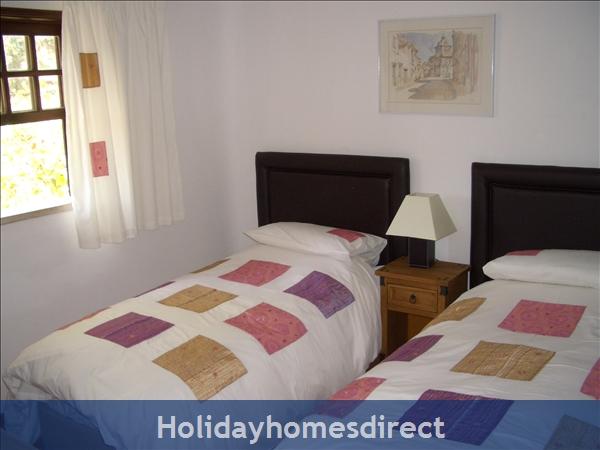 Club Albufiera Resort - Casa Sophie: Twin bedroom