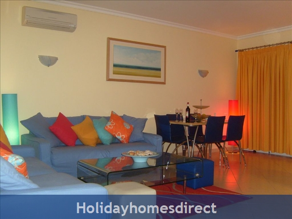 Apartment In Alvor, Western Algarve, Portugal - Luxurious 2 Bedroom Apartment, 5min To Beautiful Beaches Of Alvor: Image 2