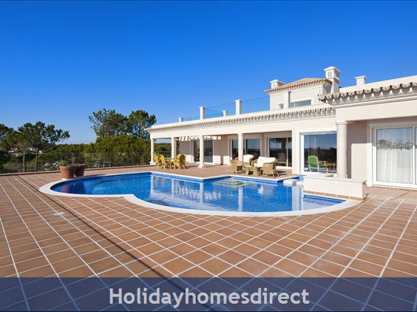 Villa Bellevue, Quinta Do Lago