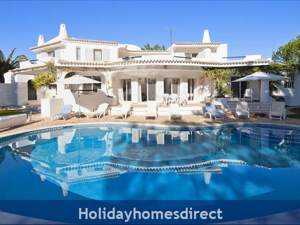Villa Da Silva, Quinta Do Lago – 5 Bedroom Villa With Private Pool: Image 2
