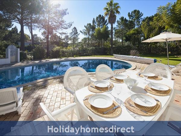 Villa Da Silva, Quinta Do Lago – 5 Bedroom Villa With Private Pool: Image 3