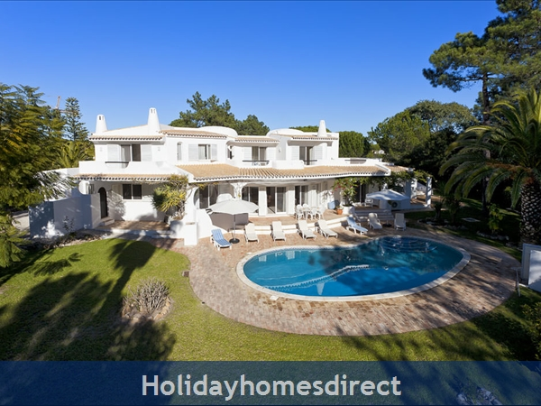 Villa Da Silva, Quinta Do Lago – 5 bedroom villa with private pool