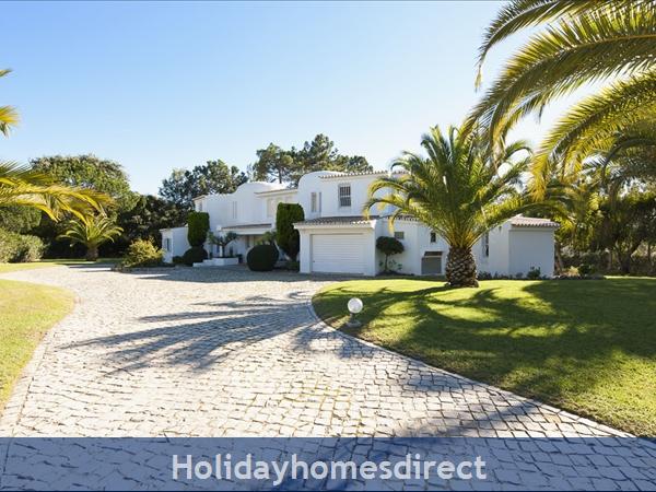 Villa Da Silva, Quinta Do Lago – 5 Bedroom Villa With Private Pool: Image 5