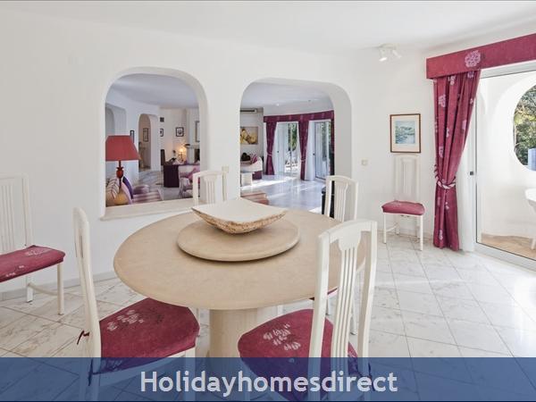 Villa Da Silva, Quinta Do Lago – 5 Bedroom Villa With Private Pool: Image 7