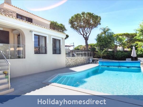 Villa Palmeira, Dunas Douradas. 3 Bedroom Villa With Private Pool: Image 2