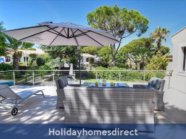 Villa Palmeira, Dunas Douradas. 3 Bedroom Villa With Private Pool: Image 3
