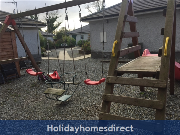Kilcloon Self Catering Holiday Cottages: Playground