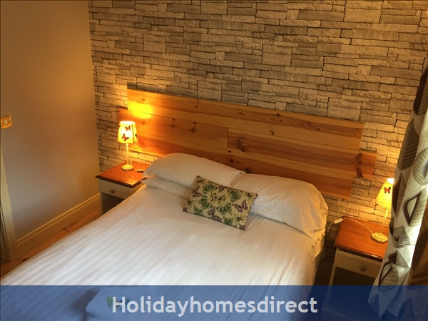 Kilcloon Self Catering Holiday Cottages: Double bedroom