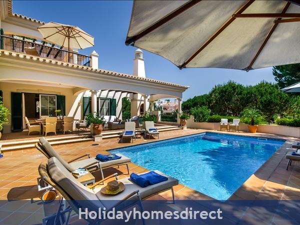Villa Mimosa – 5 Bedroom Villa Dunas Douradas: Image 3