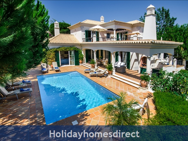 Villa Mimosa – 5 Bedroom Villa Dunas Douradas: Image 4