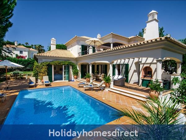 Villa Mimosa – 5 Bedroom Villa Dunas Douradas