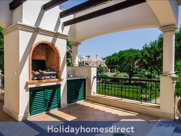 Villa Mimosa – 5 Bedroom Villa Dunas Douradas: Image 8
