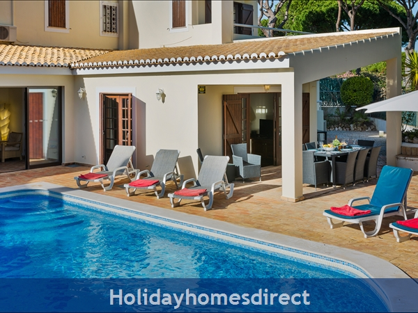 Villa Lynx Vilamoura Private Villa with Pool