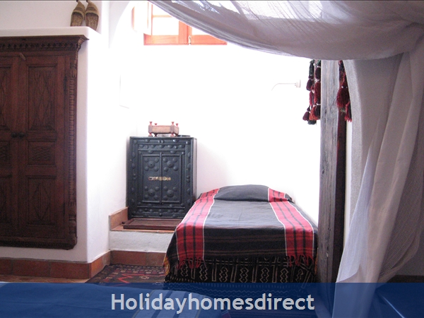 Quinta De Oxalá - Country House With Pool: Main Twin Bedroom