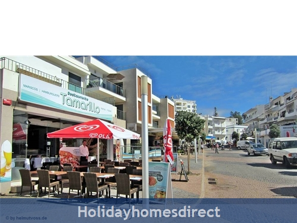 Sea-view Apartment Sereia 1 - Great Location By The Beach In Olhos D'agua: Image 9