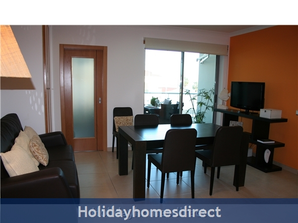 Sea-view Apartment Sereia 1 - Great Location By The Beach In Olhos D'agua: Image 3