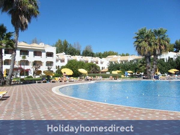 Holiday Apartment Cabanas Algarve Portugal