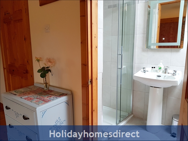 Doyle's Cottage ..  Between Waterford, Wexford And Kilkenny.. With Lots To See And Do !: En-suite shower
