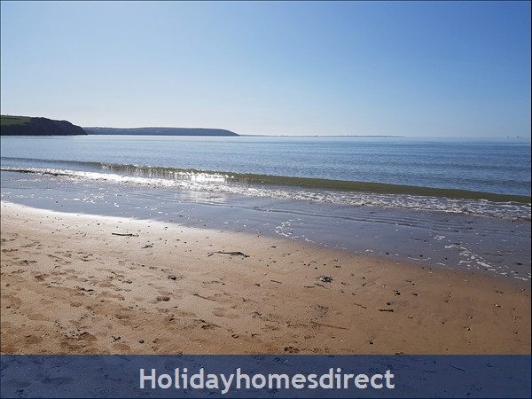 Doyle's Cottage ..  Between Waterford, Wexford And Kilkenny.. With Lots To See And Do !: Nearby Duncannon beach