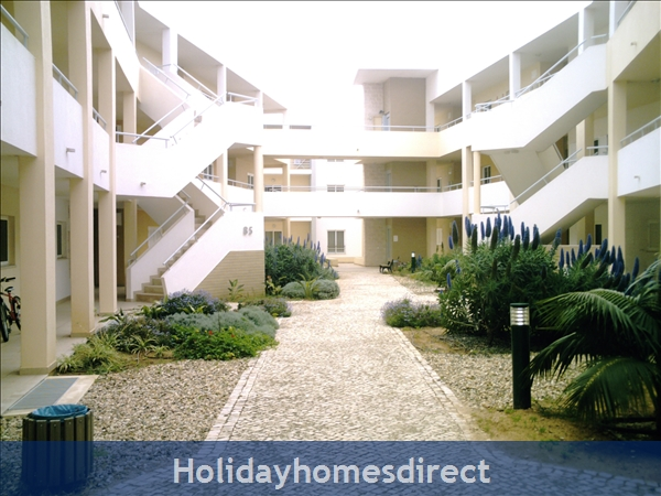 Beach Area, Alvor, Algarve West Beautiful Apartment In Alvor: Image 7