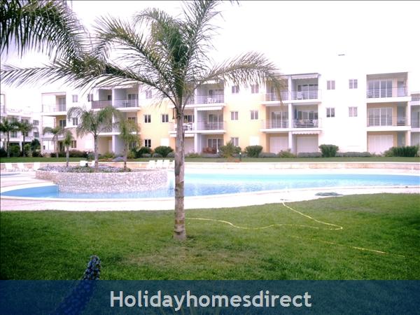 Beach Area, Alvor, Algarve West Beautiful Apartment In Alvor: Image 1