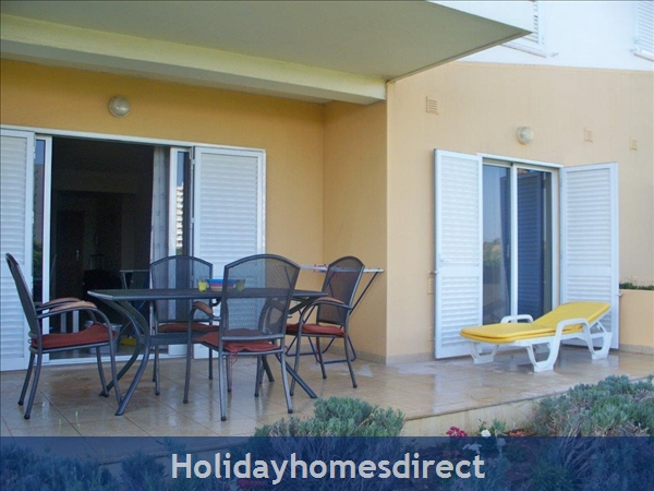Beach Area, Alvor, Algarve West Beautiful Apartment In Alvor: Image 6