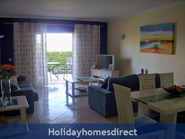 Beach Area, Alvor, Algarve West Beautiful Apartment In Alvor: Image 3