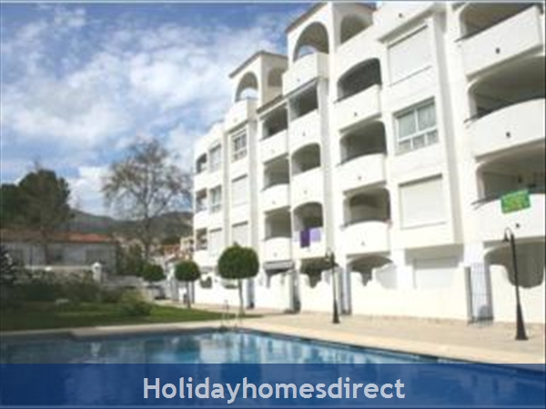 BENALMADENA APARTMENT   in Southern Spain