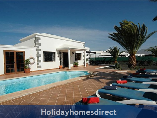 Villa Blanca (200828), Playa Blanca, Lanzarote: Image 2