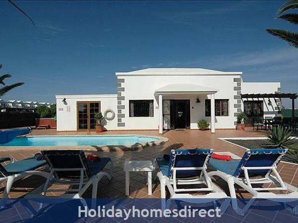 Villa Blanca (200828), Playa Blanca, Lanzarote: Image 5