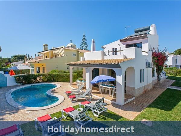 Casa Azul V3 Vilamoura– Private Villa With Pool: Image 4