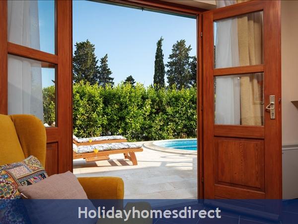 Villa Liza, Hvar – 3 Bedroom Villa With Pool: Image 7