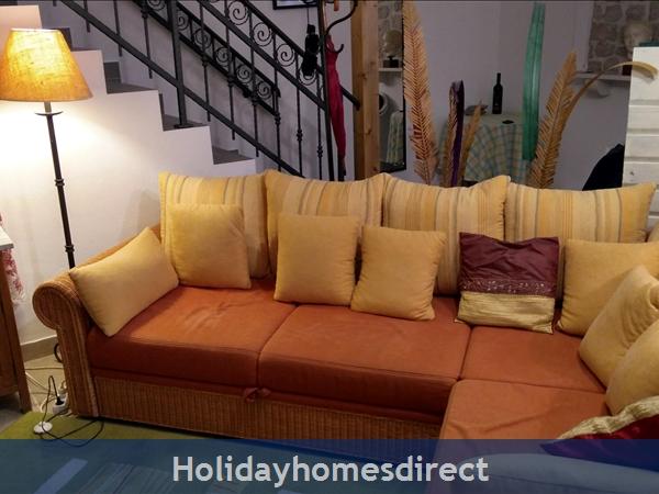 Pretty 3 Bedroom Seaside Villa In Milna, Brac Island (bc009): Image 7