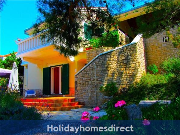 2 Bedroom Seaside Villa With Pool On Brac Island, (bc011): Image 3