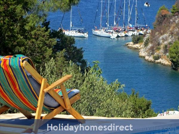 2 Bedroom Seaside Villa With Pool On Brac Island, (bc011): Image 2